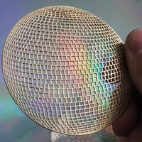 Small Disco Ball coaster 3D Printing 110101