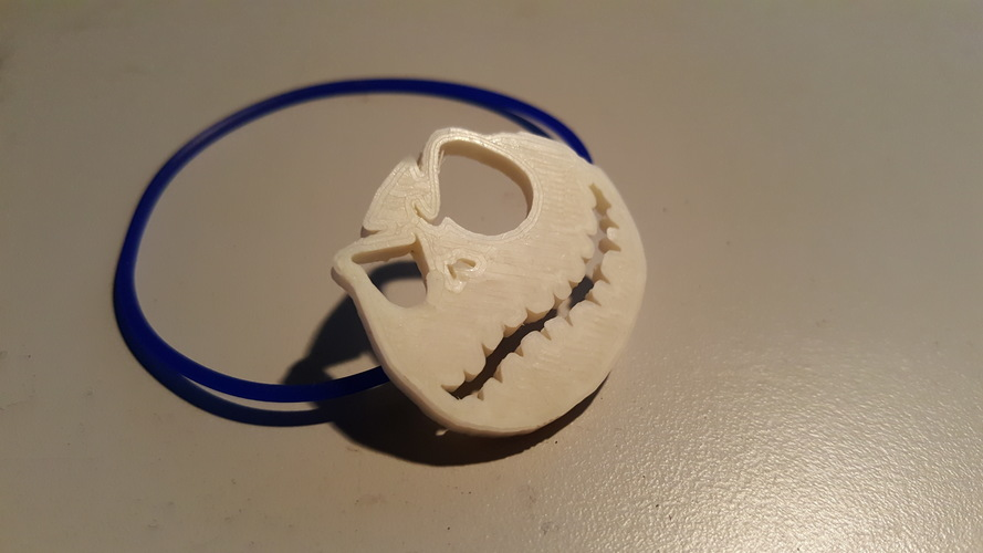 Jack Skellington - The Nightmare Before Christmas 3D Print 110381
