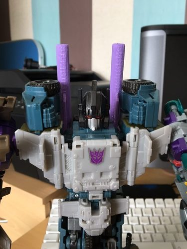 Bruticus Cannons 3D Print 110506