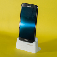 Small Samsung Galaxy Note 2 stand 3D Printing 110555