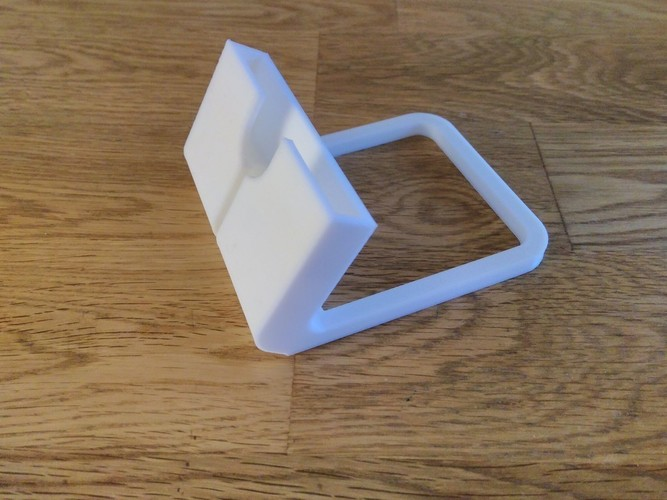 Yet another iPhone 6 stand 3D Print 110745