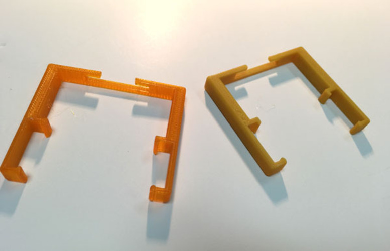 Zortrax Ribbon Cable Support (Vertical) 3D Print 110756