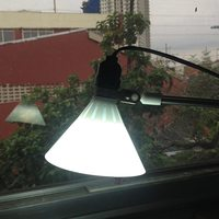 Small Lamp Shade 3D Printing 110789