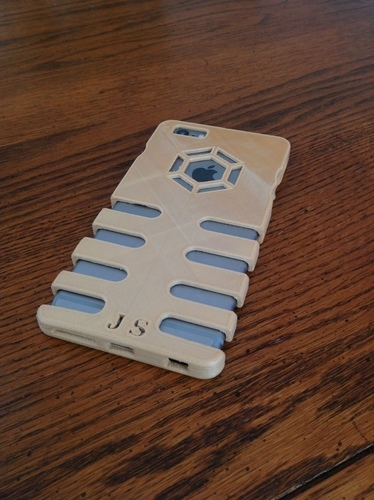iPhone 6 Plus Case 3D Print 110796