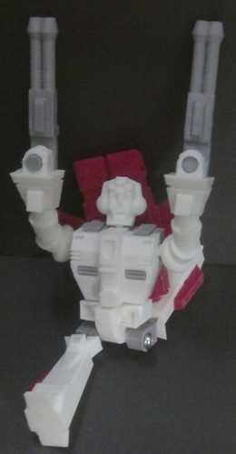 Skyfire Action Master Style-Larger 3D Print 110888