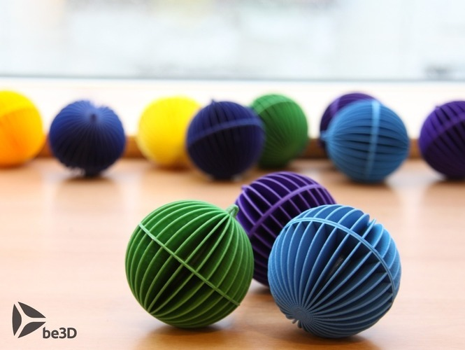 Decorative Sphere 3D Print 110934