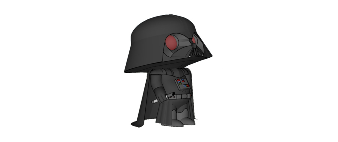 Darth Stewie - Family Guy 3D Print 111247