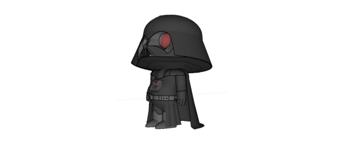 Darth Stewie - Family Guy 3D Print 111248