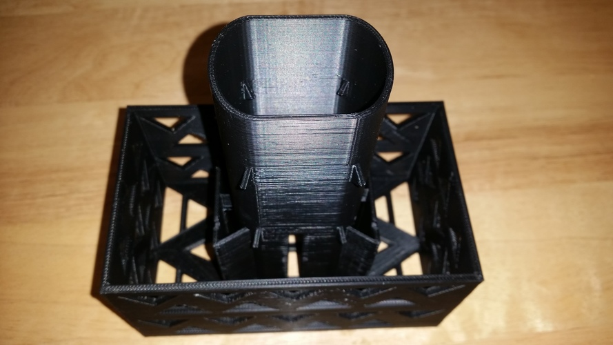 Gutter Downspout Filter 3D Print 111264