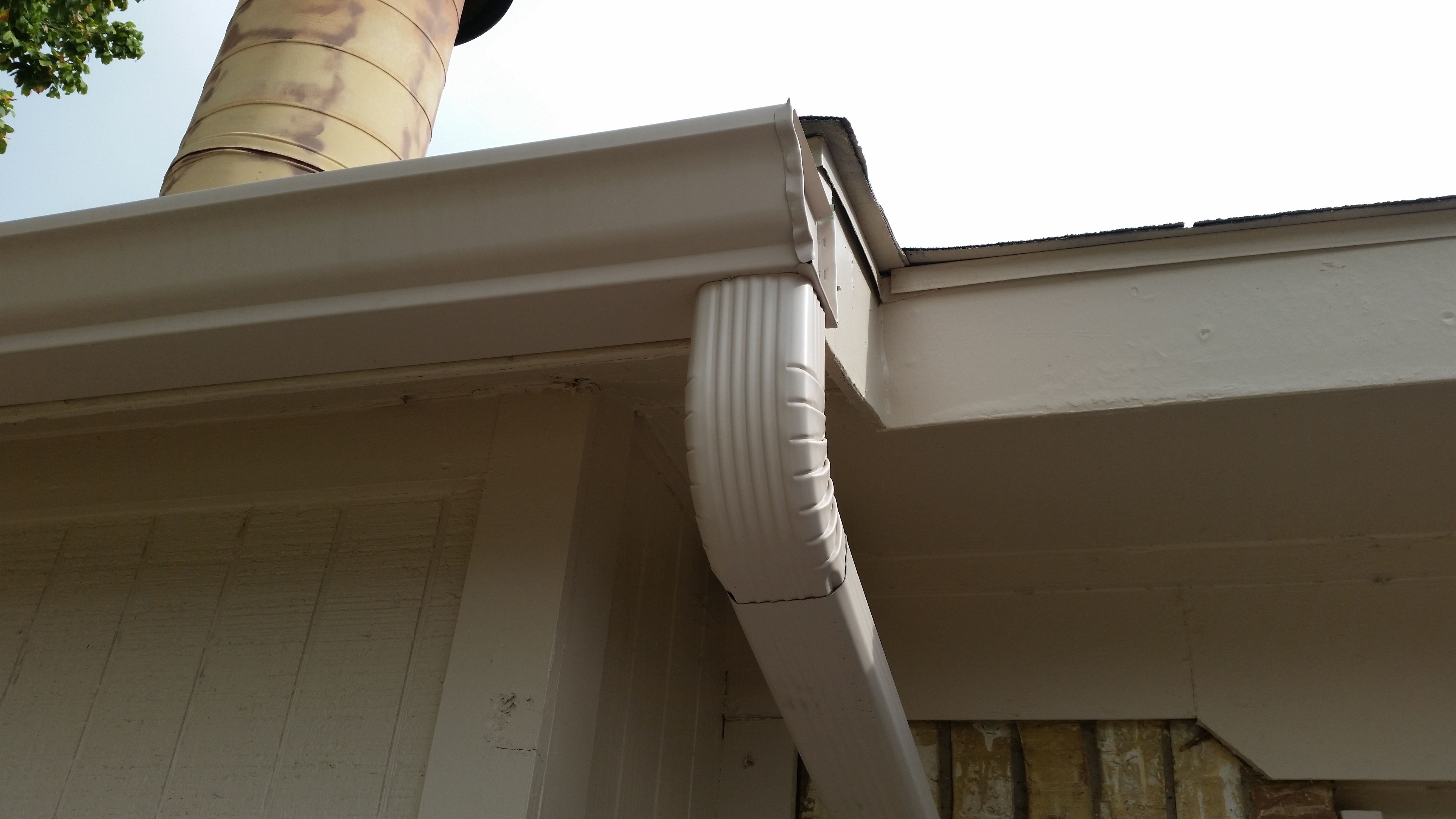 Printed Gutter Downspout Filter Corner Section By Airewav Pinshape