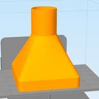 Small Dry funnel 3D Printing 111361