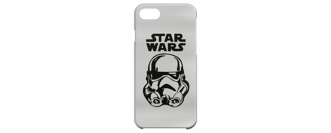 Star Wars - Stormtrooper, iPhone 7 Phone Case 3D Print 111376