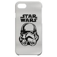 Small Star Wars - Stormtrooper, iPhone 7 Phone Case 3D Printing 111376