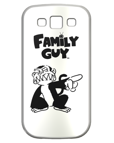 Family Guy - Evil Monkey, Galaxy S III Phone Case 3D Print 111416