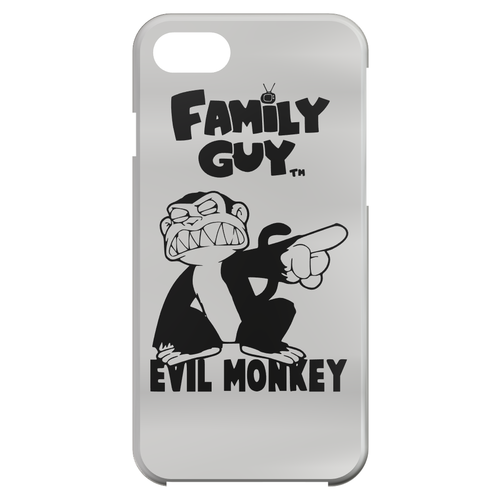 Family Guy - Evil Monky, iPhone 7 Phone Case 3D Print 111418