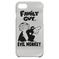 Small Family Guy - Evil Monky, iPhone 7 Phone Case 3D Printing 111418