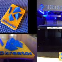 Small 3DKreator_logo 3D Printing 111673