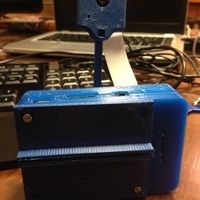 Small Camera stalk for Raspberry Pi Camera 3D Printing 111680