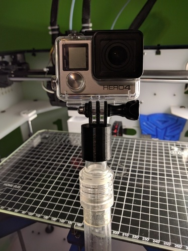 GoPro GoPole Camera Adapter 3D Print 111757