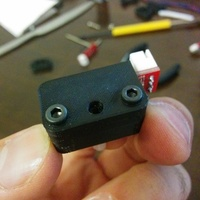 Small Tiny IR Filament Sensor 3D Printing 111791