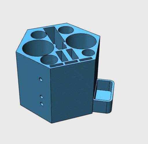 Tool box for your desktop  3D Print 112093