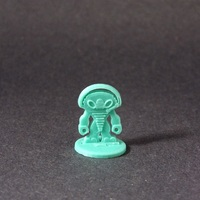 Small Orthion Researcher (Voidscape Preview) 3D Printing 1122