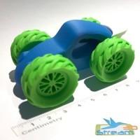 Small Race car Speedstream 3D Printing 112361