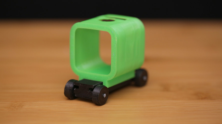 Hot Wheels GoPro Car 3D Print 112386