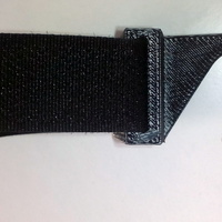 Small Velcro Hook 3D Printing 112394