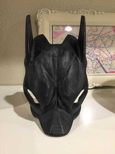 Bat Beagle Mask 3D Print 112600