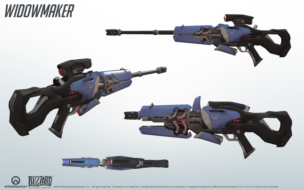 3d printed widowmakers widows kiss collapsible sniper rifle 3d printed widowmakers widows kiss collapsible sniper rifle overwatch by laellee pinshape malvernweather Image collections