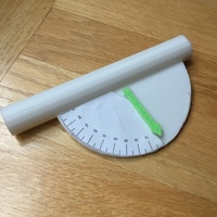 Small Clinometer (Math Academy Project) 3D Printing 113332