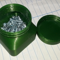 Small containers 3D Printing 113413