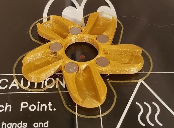 Fidget Glaive Spinner