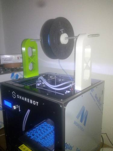 Support for Sharebot NG 3D Print 113840