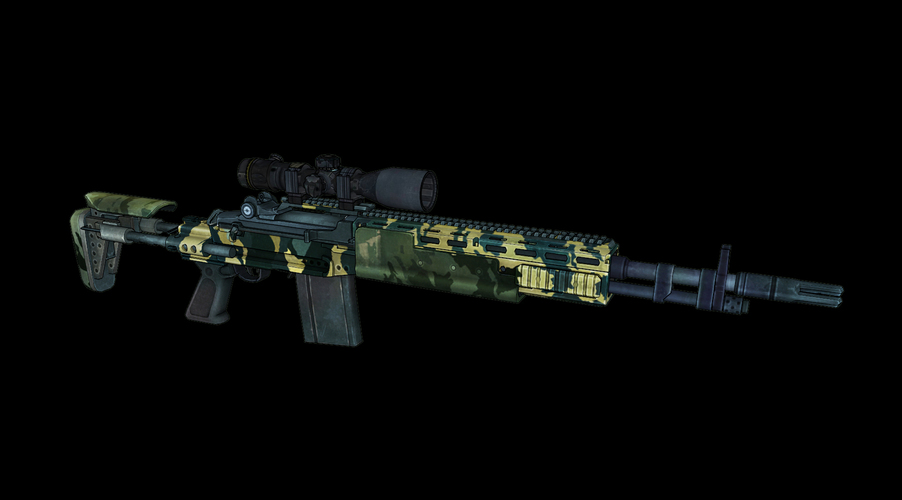 Sniper Ghost Warrior 2 - M14 EBR 3D Print 113976