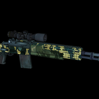 Small Sniper Ghost Warrior 2 - M14 EBR 3D Printing 113976