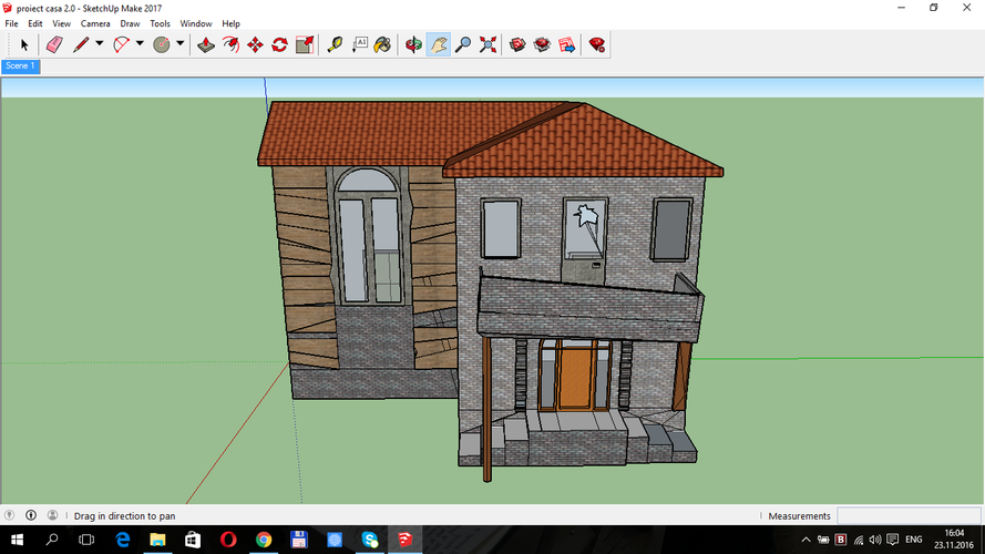 Haunted house  3D Print 114112