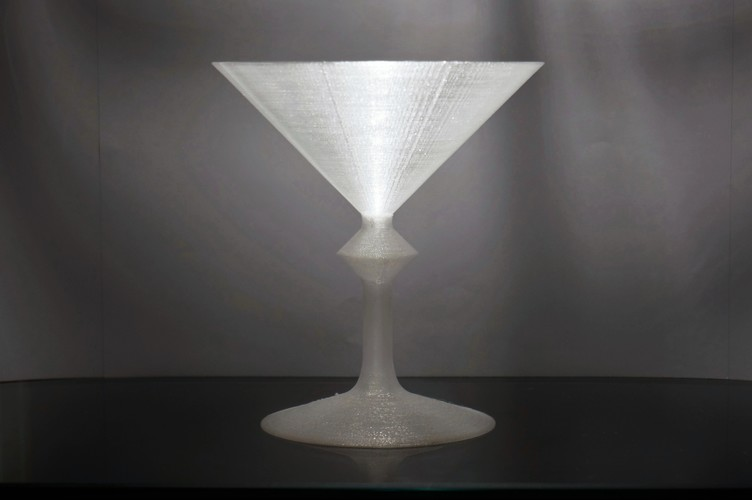 Star Trek Replicated Martini 3D Print 114330