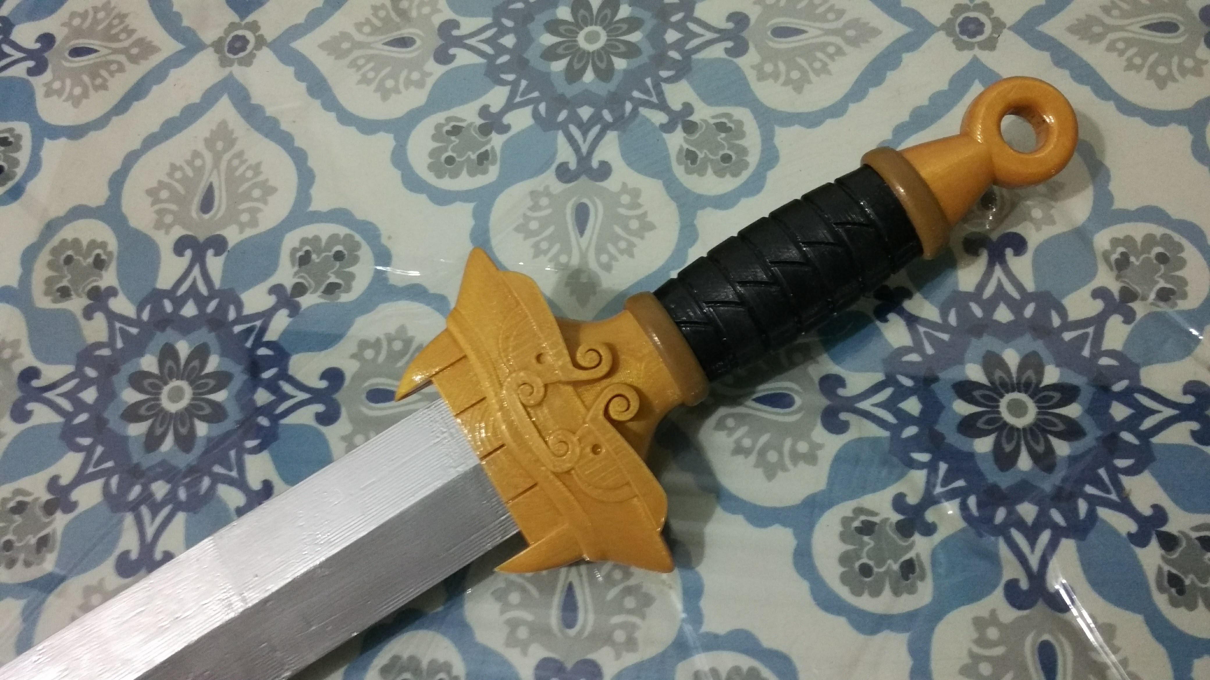Disney Mulan Light-up Sword