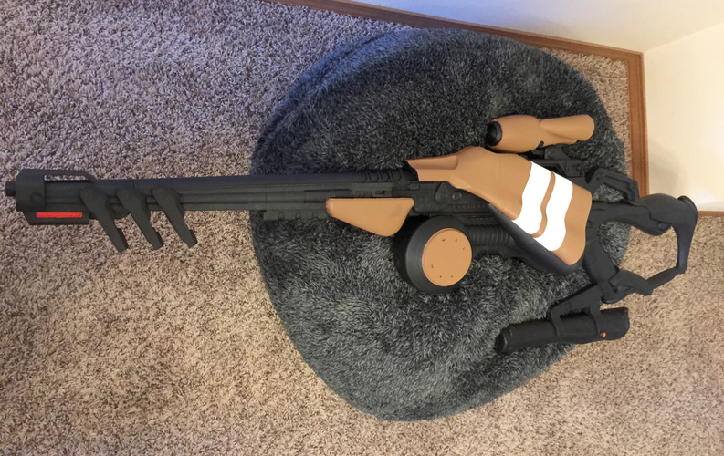 Destiny - Queenbreaker's Bow  3D Print 114706