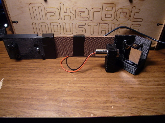 3d printed parts for 3d scanner 3D Print 114874
