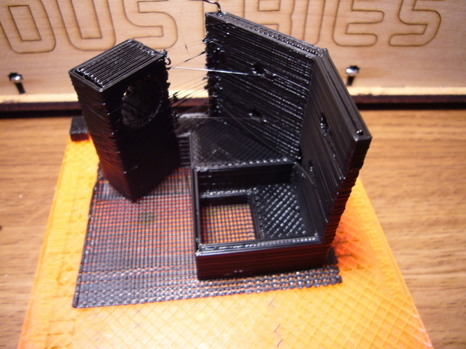 3d printed parts for 3d scanner 3D Print 114879