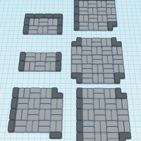 Small Pavement 3D Printing 114895