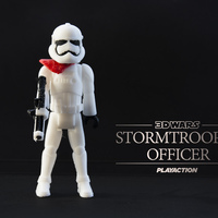 Small Stormtrooper Officer 2.0 3D Printing 115037
