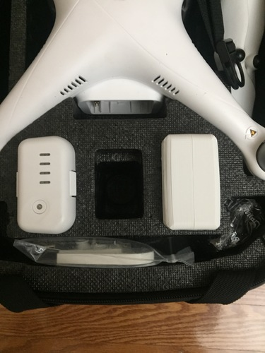 DJI Phantom 3 Battery-sized accessories case 3D Print 115187