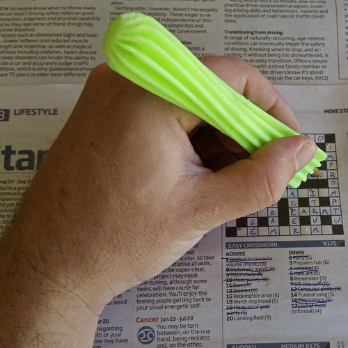 Bic Pen Twisty Grip 3D Print 115212