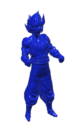 Vegeth - Dragon Ball Z 3D Print 115233