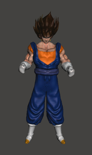 Vegeth - Dragon Ball Z 3D Print 115242