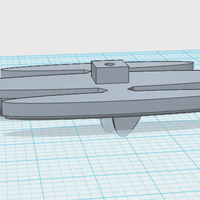 Small ASIJ 3d boat race contest entry  3D Printing 115380